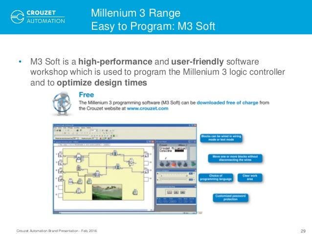 crouzet automation brand presentation 29 638?cb=1458748687 crouzet automation brand presentation crouzet millenium 3 wiring diagram at n-0.co