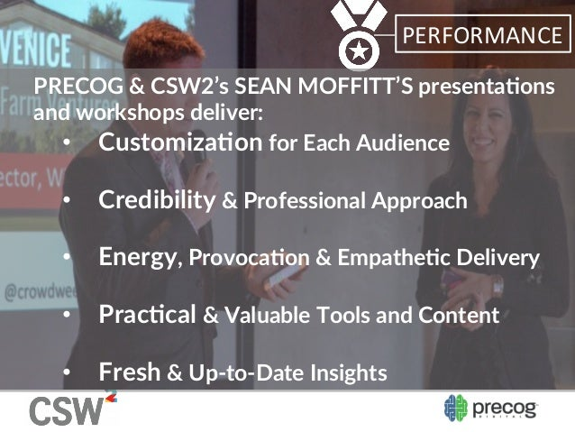 LET'S  CONNECT   WE ACCELERATE YOUR DIGITAL MATURITY  www.precog.digital  sean@precog.digtal  sean@wiki-‐brand...