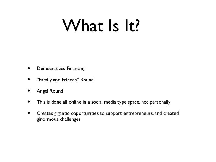 Crowdfunding for NACCE Slide 2