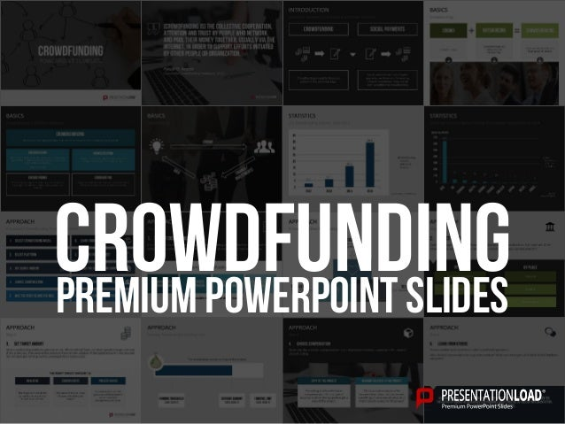 Crowdfunding Ppt Template