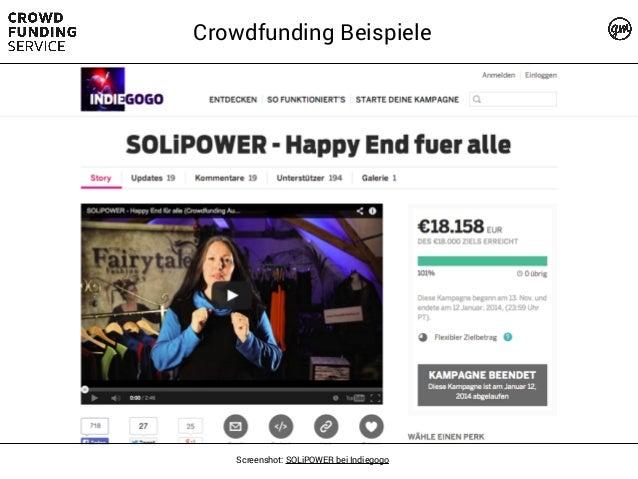 Crowdfunding geld f r ideen in unserer region - 20 ideen fur gartenmobel ...
