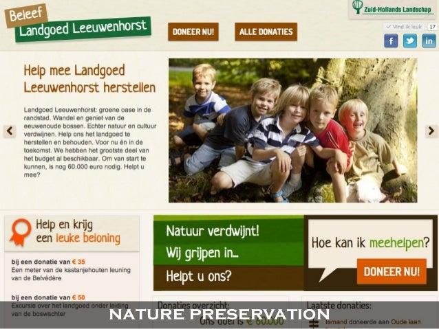 nature preservation
