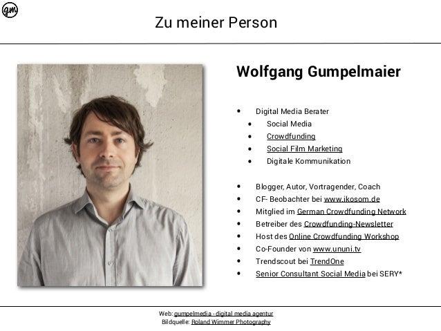 Crowdfunding für Dokumentarfilmer (DJV-Webinar) Slide 2