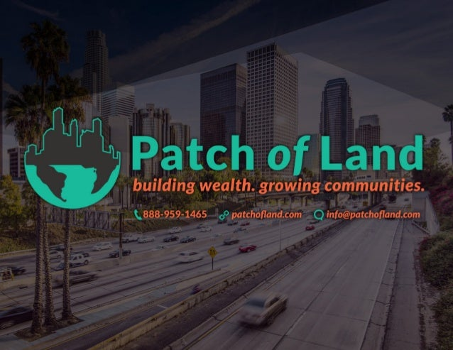 The Internet Transforms Industries 2 ©2014 Patch of Land. Proprietary & Confidential. Accommodations Communications Paymen...