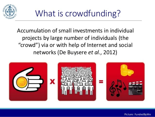 Benefits and drawbacks of crowdfunding