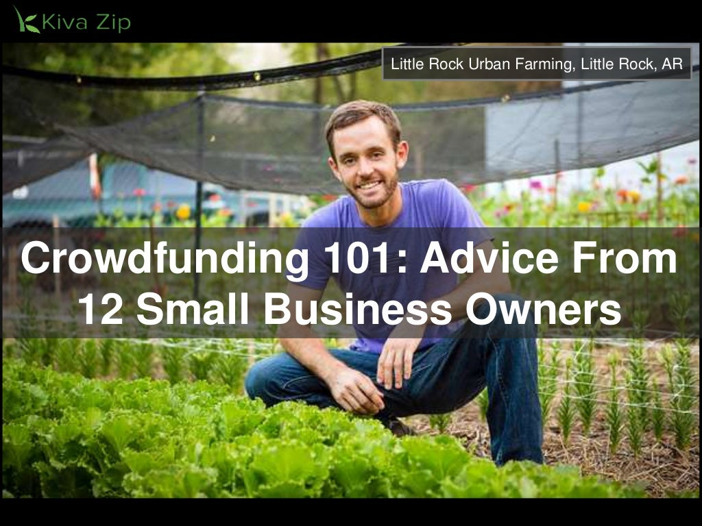 Crowdfunding 101: Advice From 12 Small Business Owners