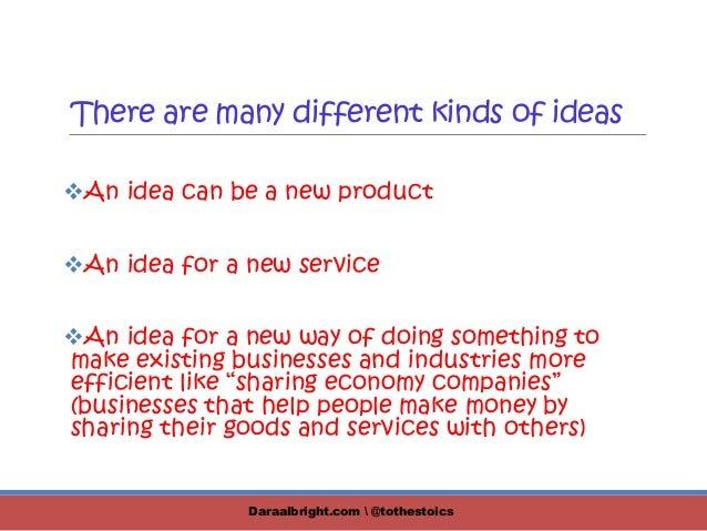 Viable business idea