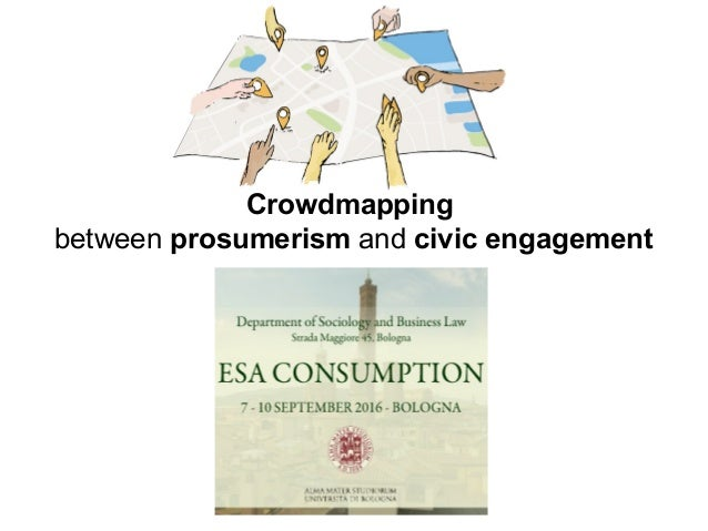 Crowdmapping between prosumerism and civic engagement
