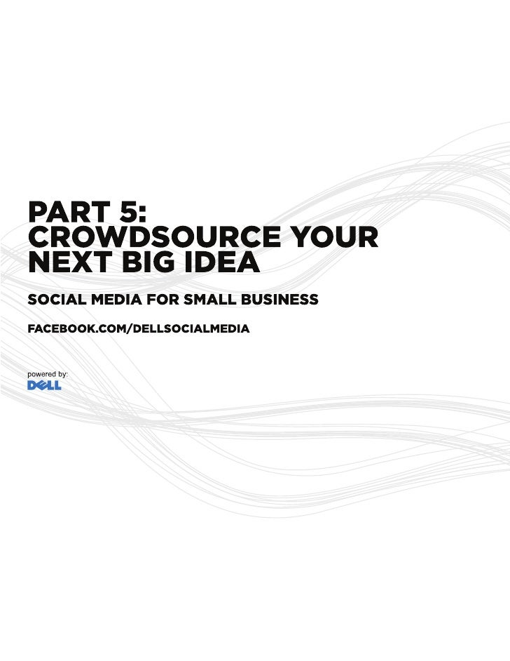 "OVERVIEW  Over the past few years, you may have heard about a concept called ""crowdsourcing."" It's the process of enabling..."