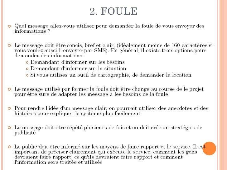 2. FOULE
