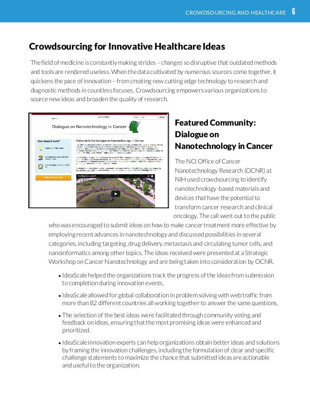Crowdsourcing research papers