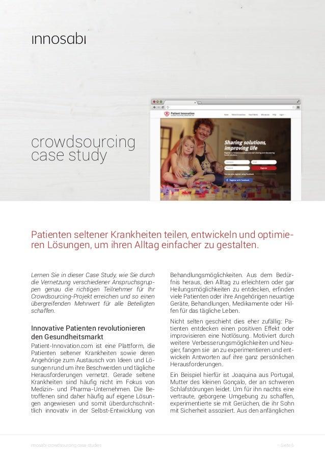 www.webflow.com  crowdsourcing case study  Patienten seltener Krankheiten teilen, entwickeln und optimieren Lösungen, um i...