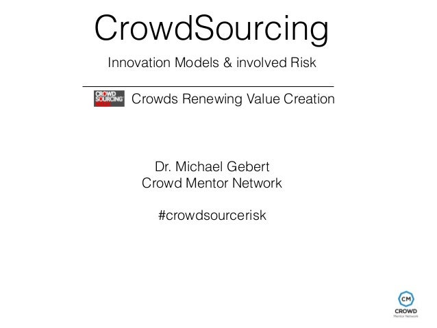 crowdsourcing project management Full-text (pdf) | the aim of this article is to contribute both theoretically and methodically to the project management discipline in the context of information systems.