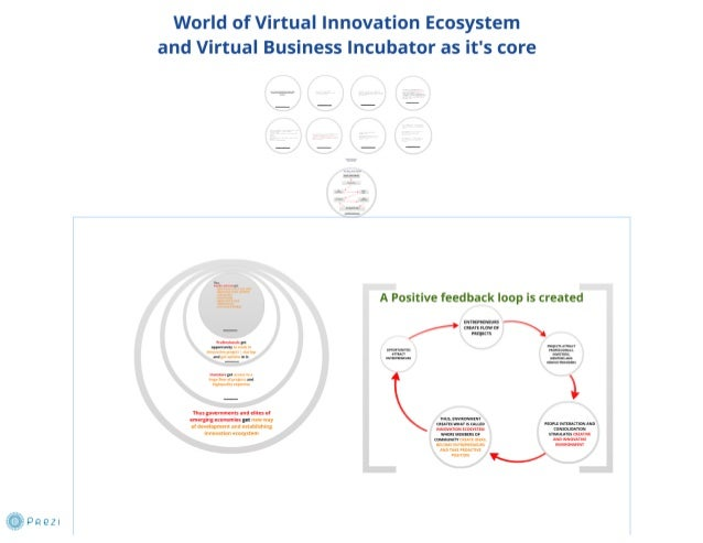 Virtual Business Incubator: how it works