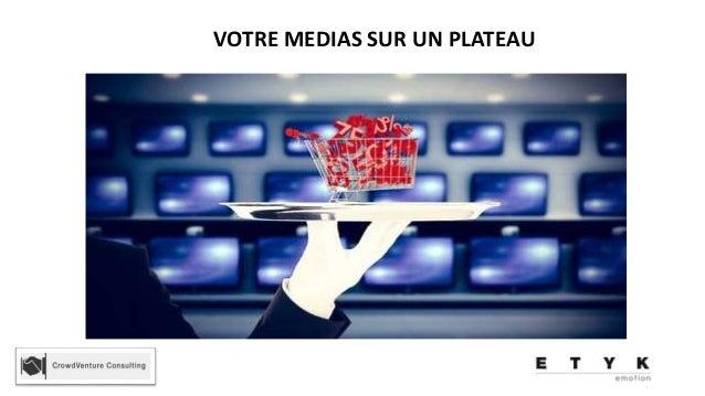 VOTRE MEDIAS SUR UN PLATEAU