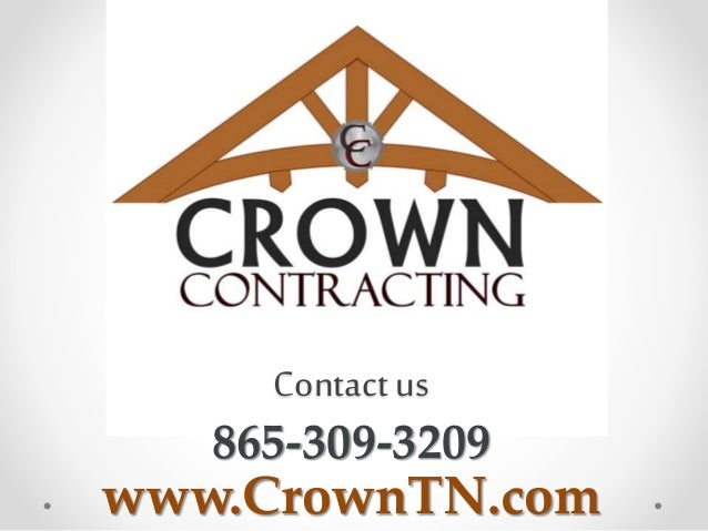 Crown Contracting, INC. Sevierville General Contractor, Builder, Remodeling, Flooring, Commercial, Residential