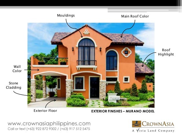 Wall  Crown Asia   Specifications Catalogue  Materials and Finishes for Ita . Exterior Wall Finishing Materials. Home Design Ideas