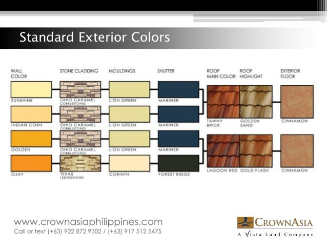 Crown Asia Specifications Catalogue Materials And Finishes For Ita