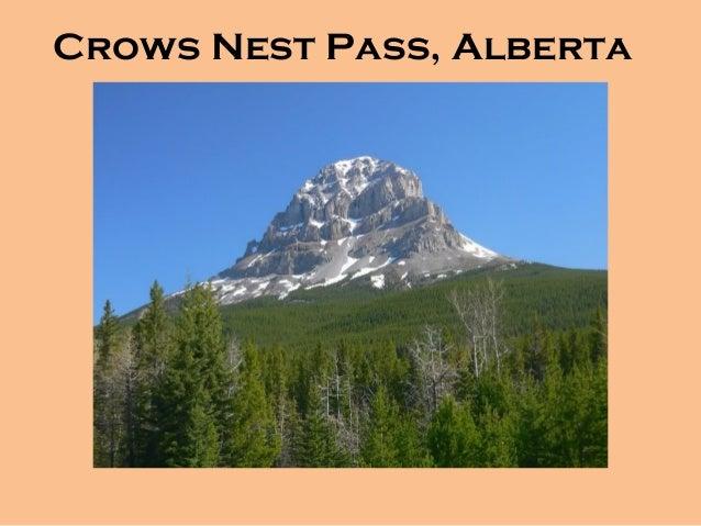 Crows Nest Pass, Alberta