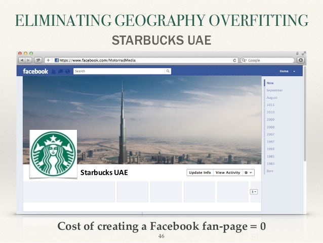 starbucks marketing makes social media a How starbucks became the social media model posted on september 14, 2010 by joseph ruiz in social media marketing no comments the starbucks social media plan uses 4 primary digital touch points: facebook—a page where fans can communicate internationally.
