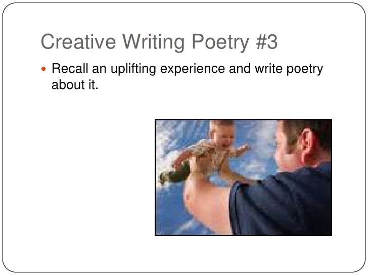 poetry creative writing prompts A plethora of writing prompts for creative writing and sometimes creative writing prompts can help spark an prose prompts, poetry prompts, free writing.