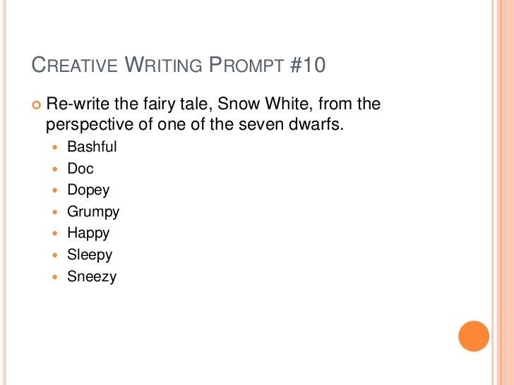 Free Creative Writing Prompts #46: Sleep