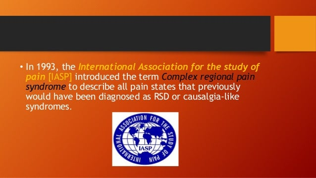 Post-traumatic complex regional pain syndrome: clinical ...