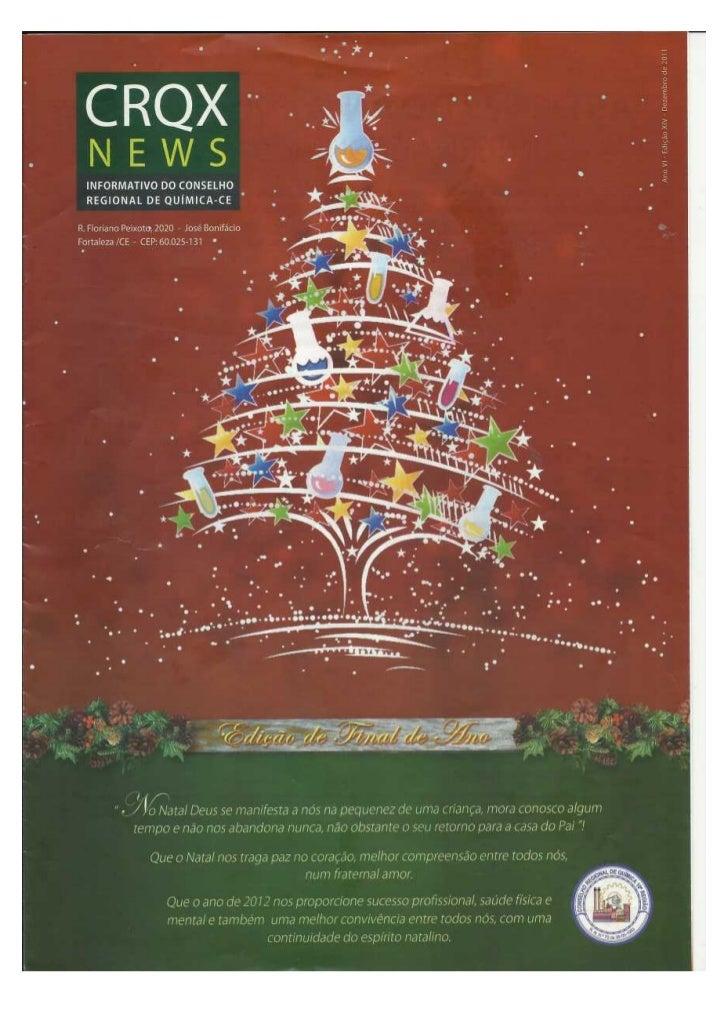 CRQ-Ce News edição 1/2012