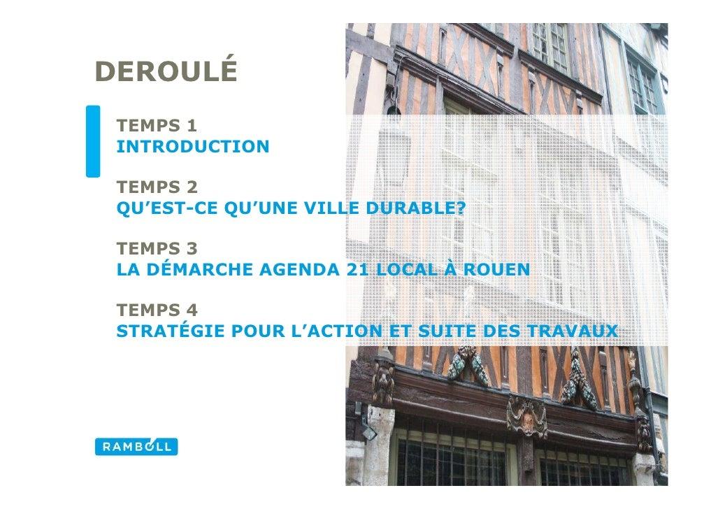 Compte-rendu réunions publiques Agenda 21 du 14 et 16 juin Slide 2