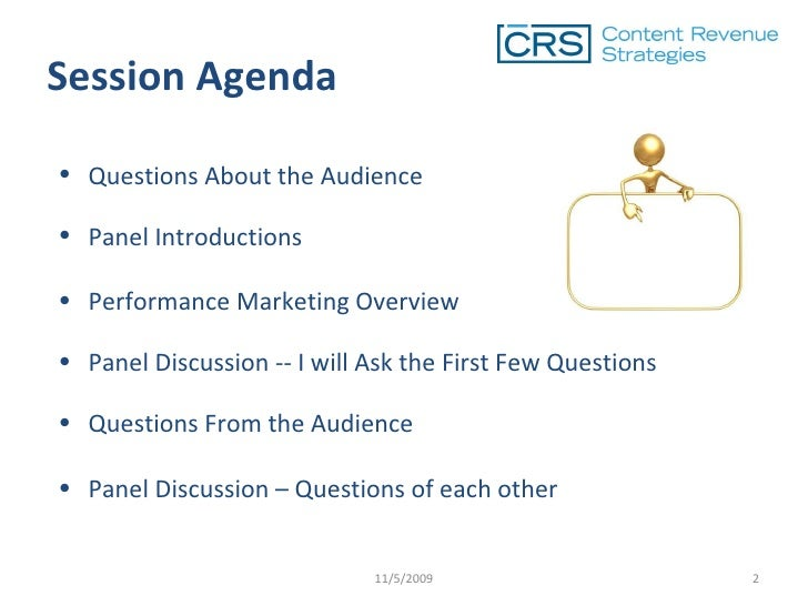 Affiliate Marketing: A Better Alternative? Ad:tech 2009 Slide 2