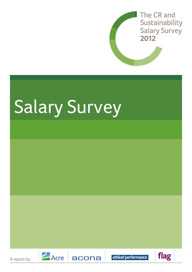 Salary SurveyA report by: