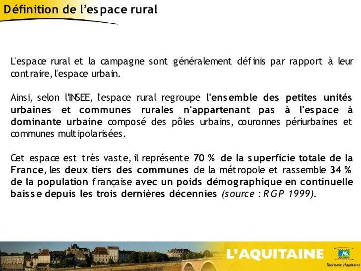 crta amandine bidault le tourisme rural en france et en