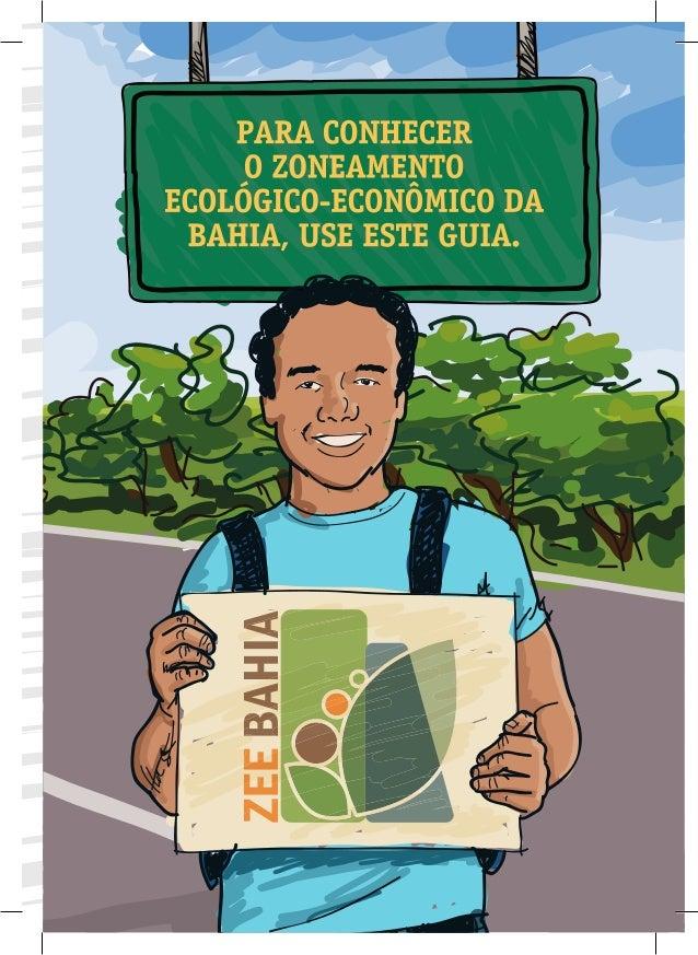 Zoneamento Ecológico Econômico - ZEE Bahia