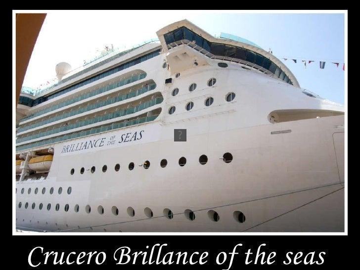 Crucero Brillance of the seas