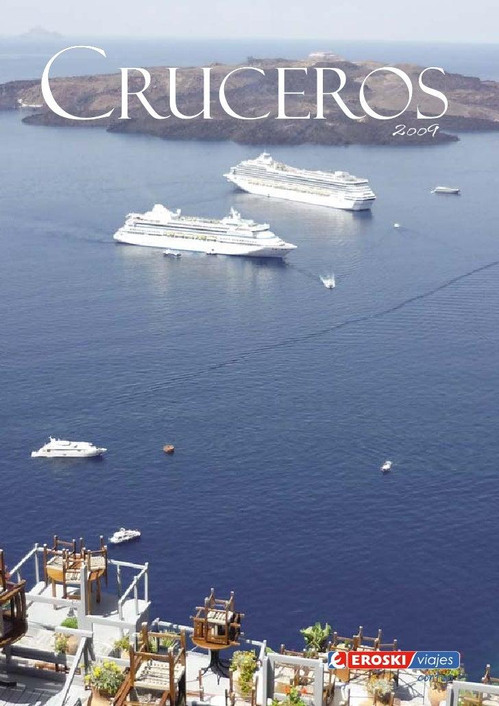 CRUCEROS       2009