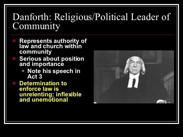 judge danforth quotes