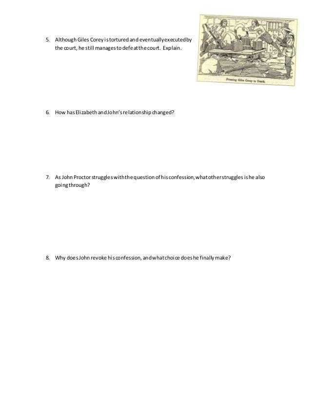 The crucible theme essay lies