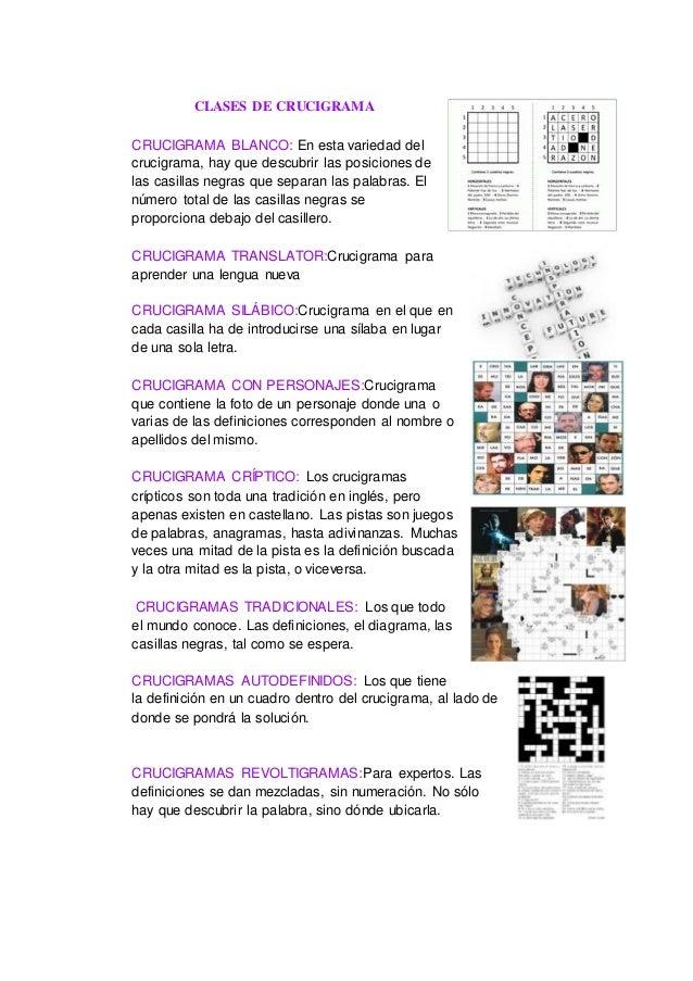 Vistoso Crucigrama Ventana Marco De Pista Modelo - Ideas ...