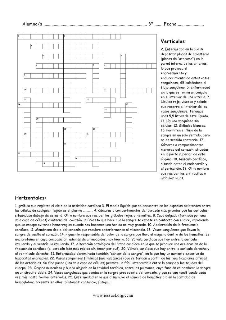 Encantador Crucigramas Imprimibles Temáticos Ideas
