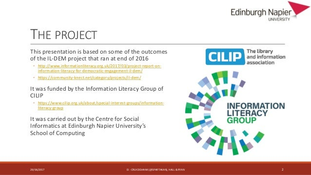 Practices of community representatives in exploiting information channels for citizen engagement Slide 2