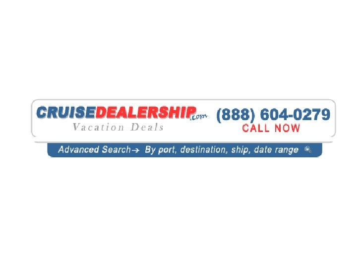 About Us Cruisedealership.com is the preferred website when it comes to finding a cruise on the Internet. We sell more cru...