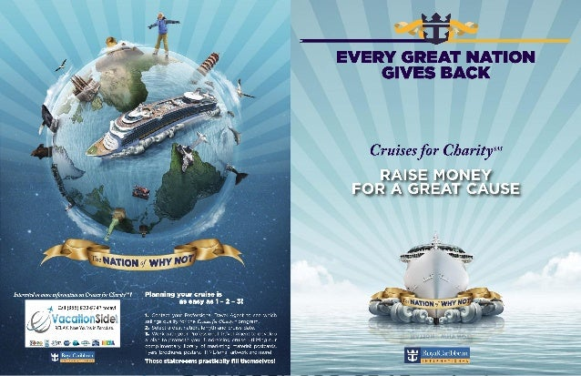 Cruises for charity_brochure
