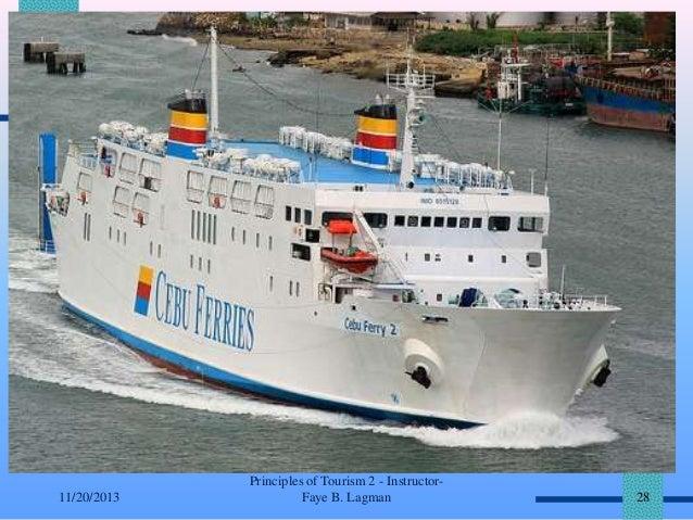 11/20/2013  Principles of Tourism 2 - InstructorFaye B. Lagman  28