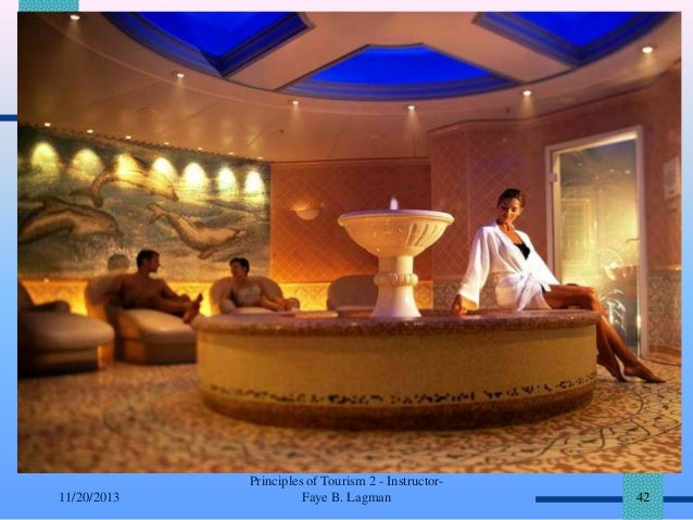 11/20/2013  Principles of Tourism 2 - InstructorFaye B. Lagman  42