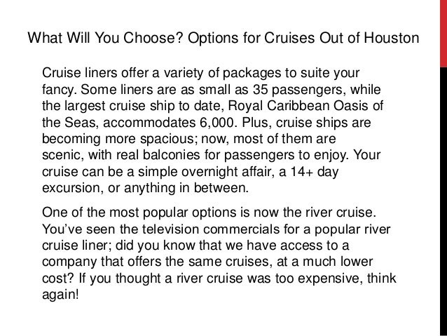 Cruises Out Of Houston - Cruise out of houston