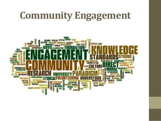 community engagement Usa is a committed neighbor we recognize that engagement with the community enriches scholarship and research, enhances teaching and learning, prepares an engaged workforce, strengthens civic responsibility, and contributes to the public good.
