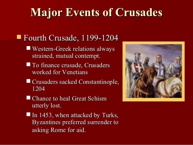 """a review of the writing of the early crusades """"indeed, in the first crusade, when the christian soldiers took jerusalem, they first burned a synagogue with three hundred jews in it, and proceeded to kill t hat answer is now contained in a book, the crusades, christianity, and islam, written by the most distinguished historian of the crusades, the."""
