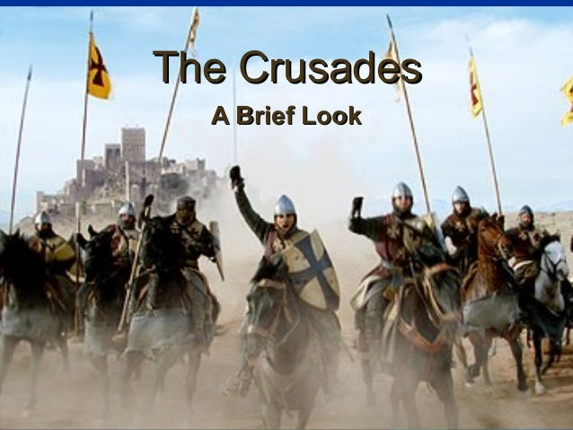 an analysis and an introduction to the history of crusades An introduction to the history of the crusades during the middle ages in europe.