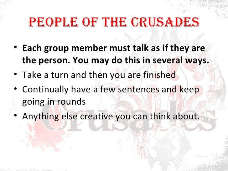 crusades and pope urban essay Essays, term papers, book reports, research papers on religion free papers and essays on pope urban ii we provide free model essays on religion, pope urban ii reports, and term paper samples related to pope urban ii.