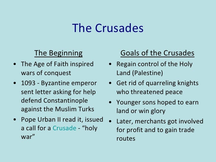 cause and effect the crusades See the glog the causes and effects of the crusades: causes, christians,  crusades, effects, en, history, jews, muslims, social, studies | glogster edu.